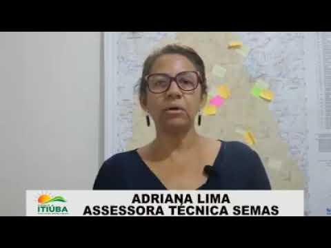 ITIÚBA: SECRETÁRIA INFORMA QUE FARÁ ENTREGA DO PEIXE DA SEMANA SANTA