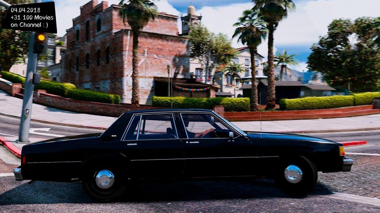 1986 Chevy Caprice 9C1- Los Angeles Police Dept  Grand Theft Auto V  M G V A  MODs Gta5-mods