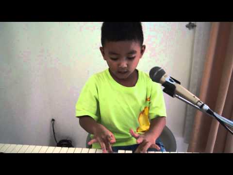 Aku Seorang Kapiten (Amaska Dobry in solo piano)