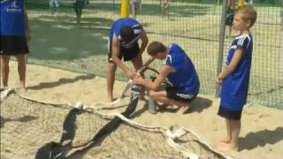 Beach Handball: The Start - Пляжний гандбол: Початок