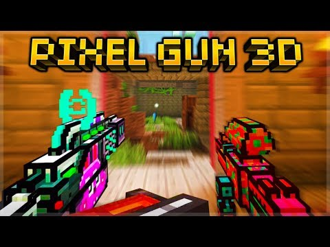 They FIXED This Weapon & A-Killer Review!   Pixel Gun 3D
