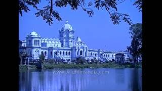 Tripura's Ujjayant Palace: royal abode of the east