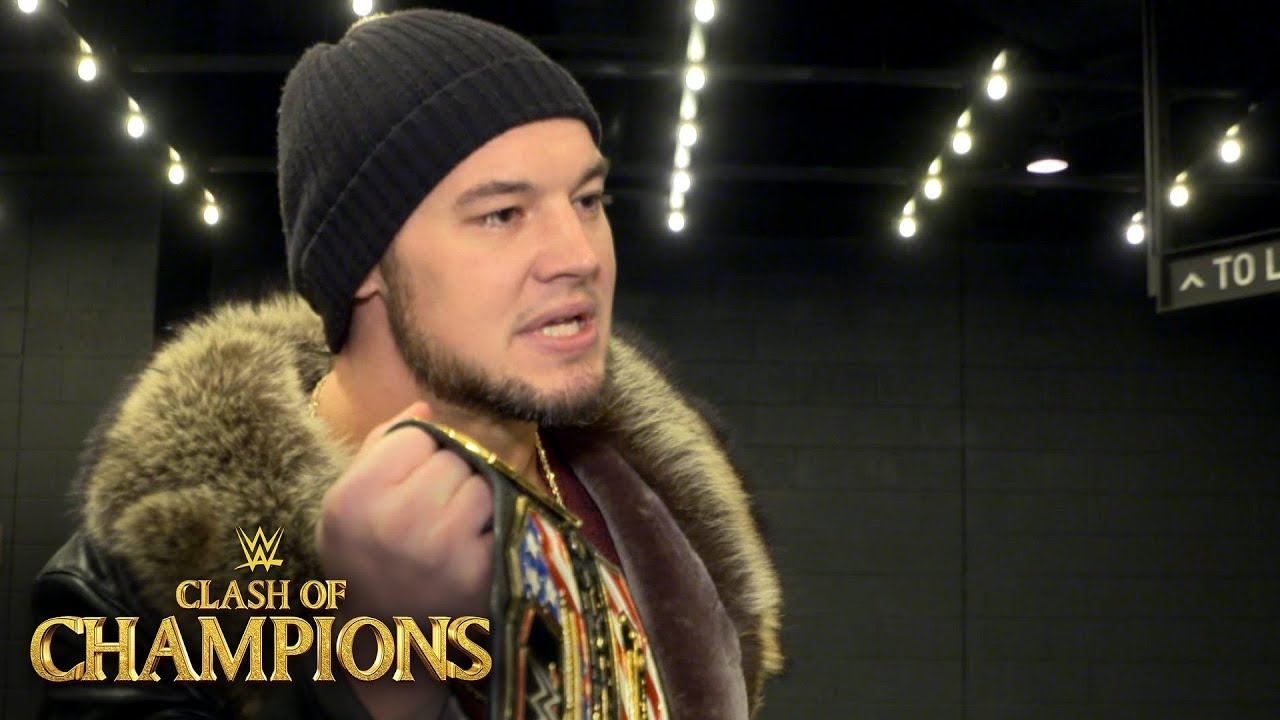 best sneakers 34c66 f7799 Baron Corbin s WWE Year in Review  Full Breakdown and Grade for 2017    Bleacher Report   Latest News, Videos and Highlights