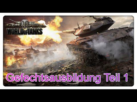 """World of Tanks: Gefechtsausbildung für """"Leichte Panzer"""" mit mouzAkrobat Teil 1"""