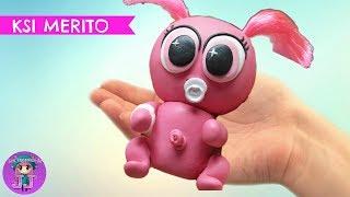Ailede KSİ MERİTO orijinal distroller ksi merito MACHİNCUEPA - JJ oyuncaklar yapmak nasıl