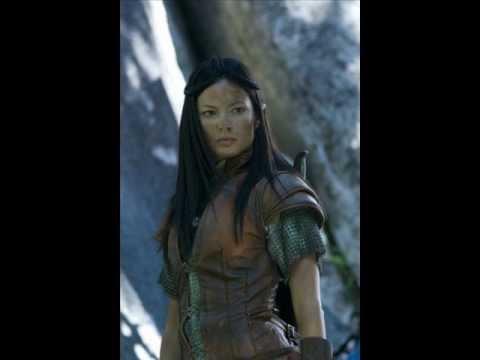Natassia Malthe worrior princess