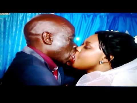 Worst Wedding Kiss