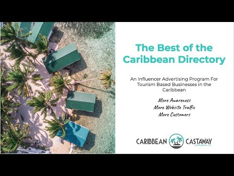 Influencer Marketing For Caribbean Businesses - The Best of the Caribbean Directory