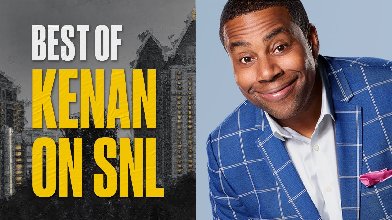 Download The Best of Kenan Thompson on SNL