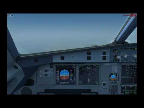 FSX   Approach & Landing at Shannon Republic of Ireland EINN