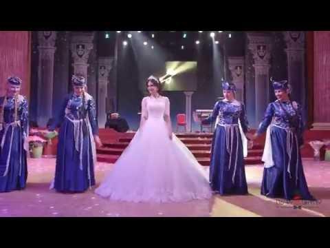 Красивый танец невесты