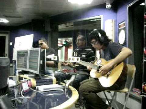 Statik - Nikmat Sementara (di konti X-Fresh FM)