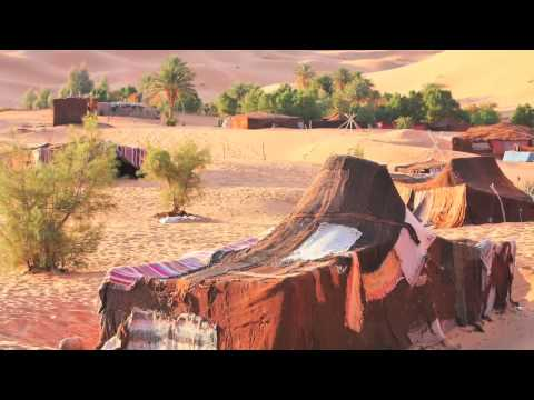 Life in the Sahara Desert, Morocco