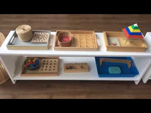 Tour Of Montessori Toddler Classroom - Updated September 2018