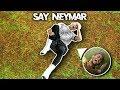 "The Floor is Neymar (""Say Neymar"") #01"