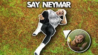 "The Floor is Neymar (""Say Neymar"") #01"