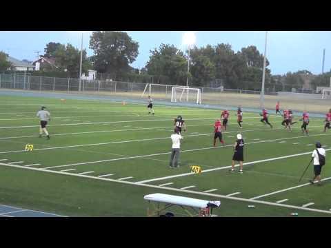 Houston Energy vs Montreal Blitz 2012 Semifinal Highlight #3