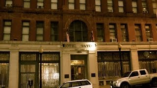 Real ghosts captured at the Savoy Hotel Kansas City