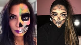 NEW!!! Extreme Halloween Makeup Tutorials Compilation #4
