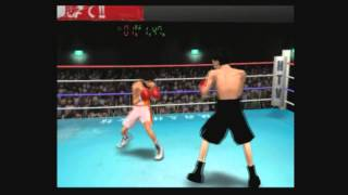 Hajime no Ippo 2 : Victorious Road - Boxer