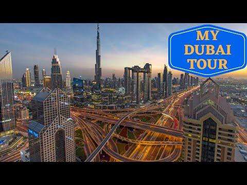 Dubai Tour | Burj Al Arab Tour | Dubai Beach | Bur Al-Khalifa Tour | Hotel Atlantis Tour Dubai