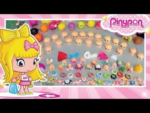 Pinypon change de look tous les accessoires pour cr er des nouveaux personnages youtube - Tous les personnages de violetta ...