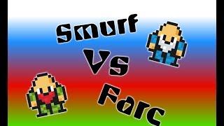 Mirage Realms - Guild War / Farc vs Smurf