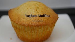 Yoghurt Muffins /cupcake