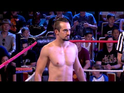 Championship Wrestling from Hollywood #RCR17 Week 1