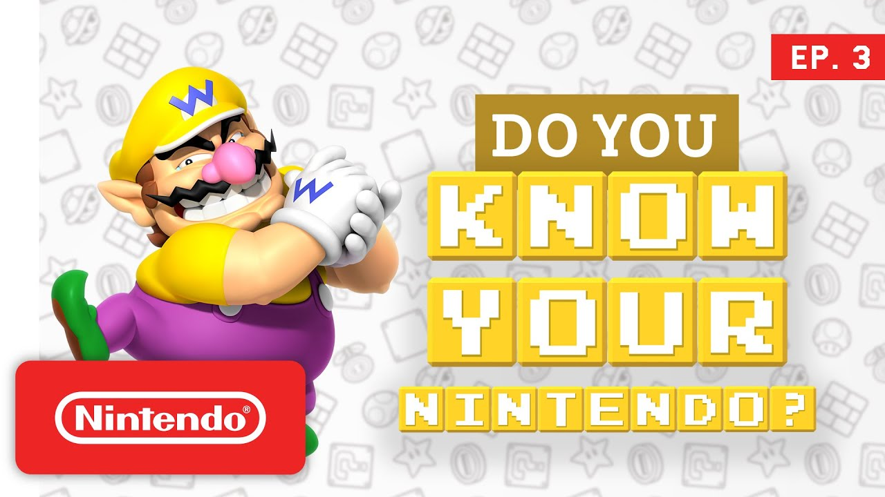 Do You Know Your Nintendo? - Episode 3 - Nintendo