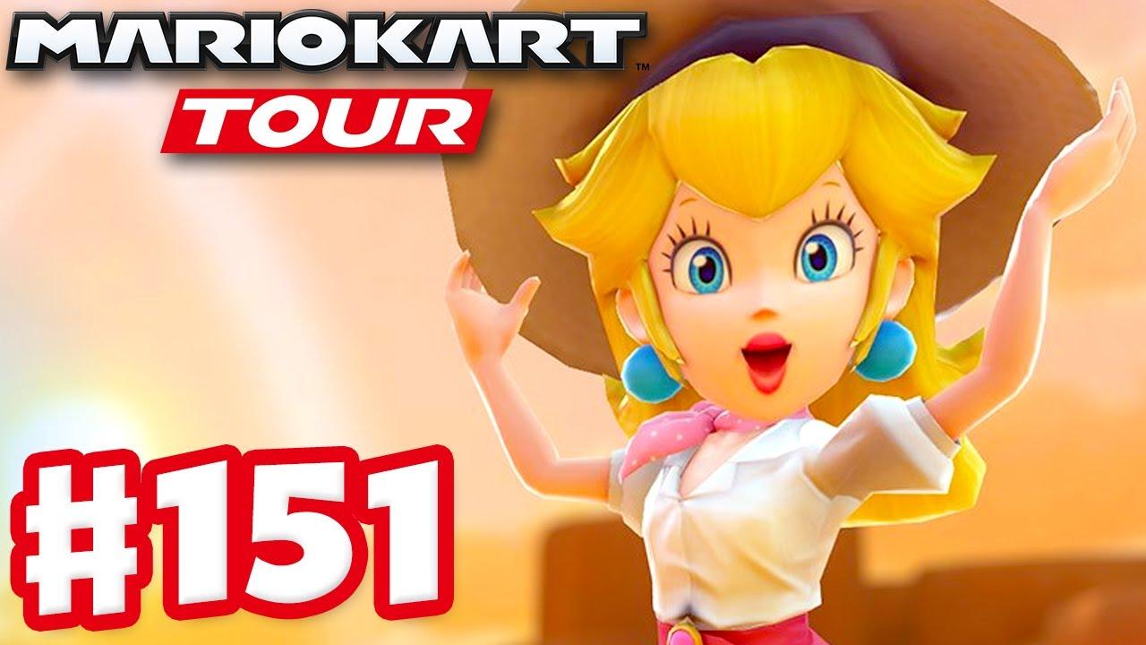 Paris Tour Week 2! - Mario Kart Tour - Gameplay Part 151 (iOS)