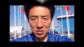 最新の松岡修造さんの言葉を使って作りました。この動画を見て元気がで...