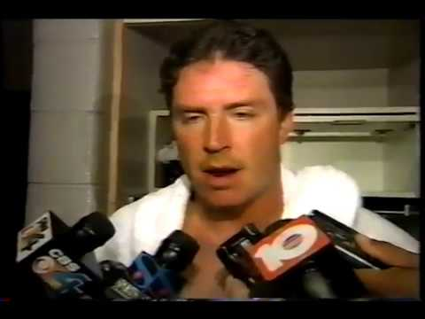 1999 Wk 01 Postgame Interviews Dolphins Defeat Broncos
