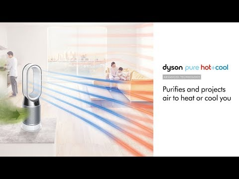 Dyson Pure Hot+Cool™ HP04 Purifier Fan