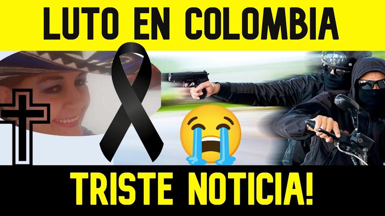 TRISTE NOTICIA! LA ESPERABAN AL SALIR DE SU CASA, CAYO EN UNA TRAMPA MORT@L 💖🖤🖤