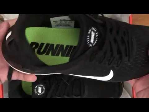 Nike Free RN 2018 Running Shoe Silent Unboxing