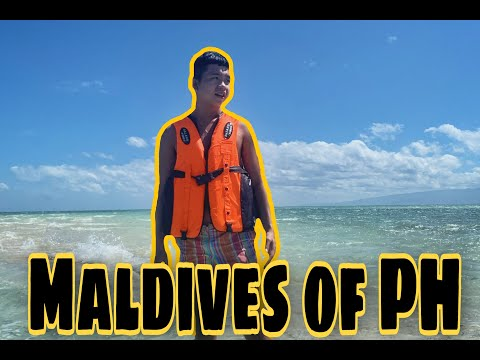 Maldives of the Philippines with friends   Vance Vlog