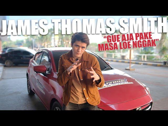Mazda2 James Thomas Smith Makin Enak Pakai Prime Suspension