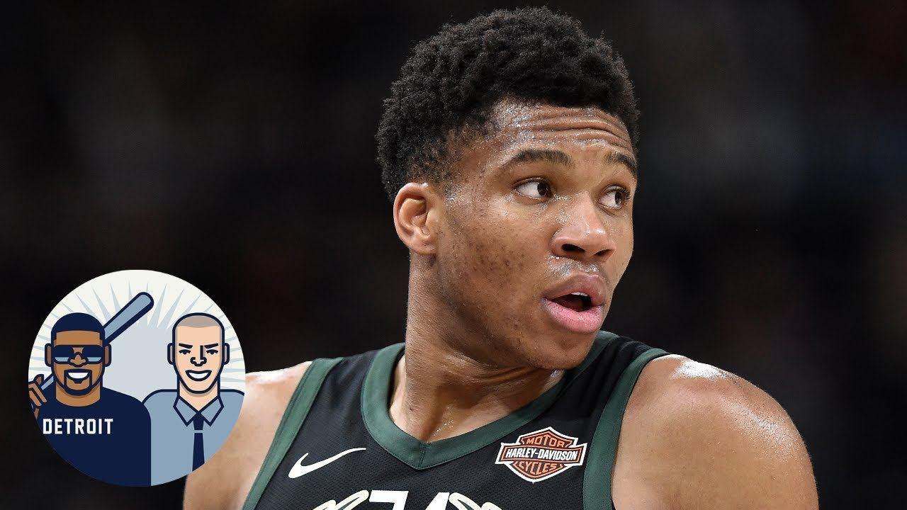 Why did Giannis Antetokounmpo threaten Bucks assistant coach?   Jalen and Jacoby   ESPN