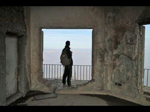 Saddam Hussein's abandoned mansion
