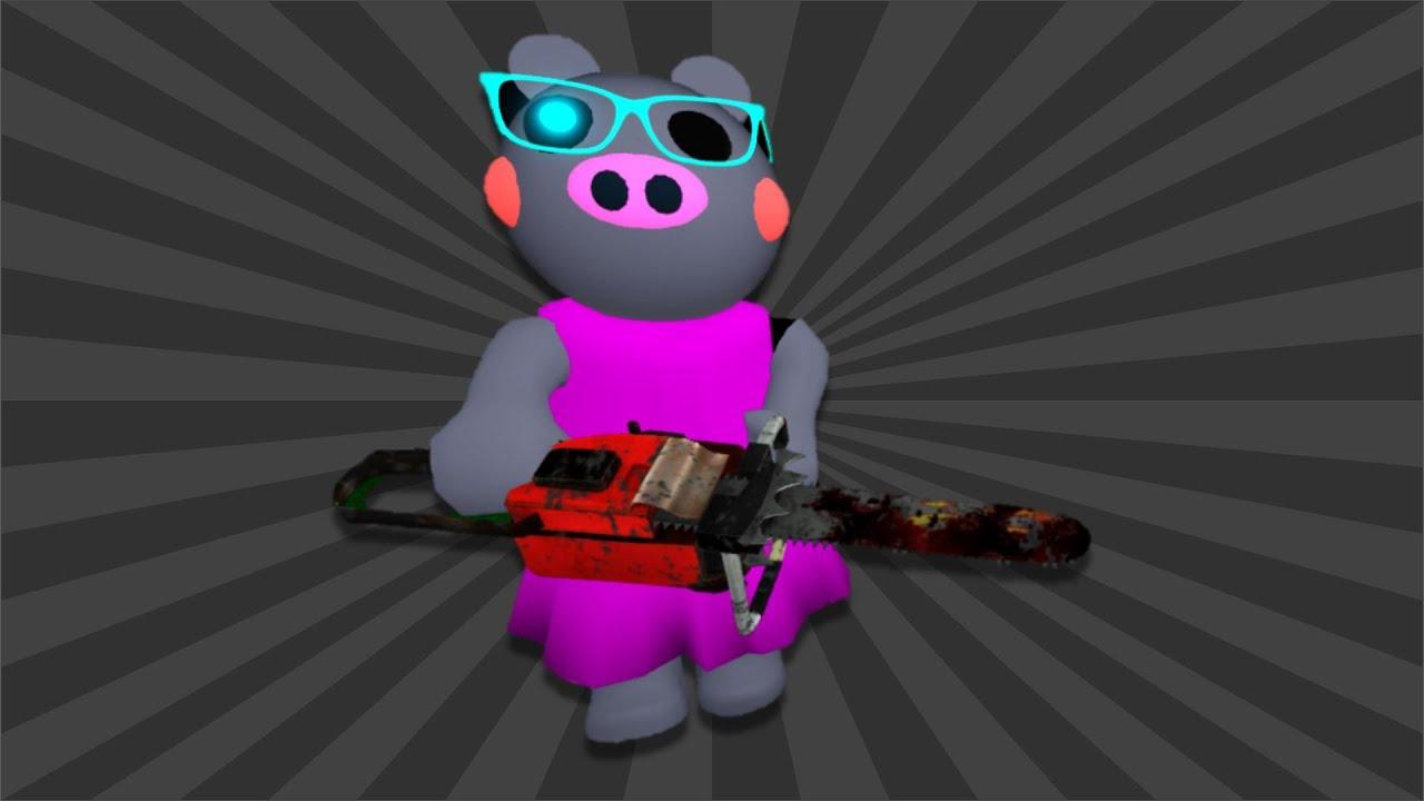 Piggy Molly Mole Showcase Movement Kill Animation Piggy