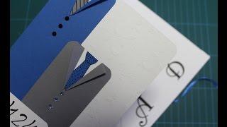 Same-sex marriage card- wedding gay card- Biglietto di matrimonio Gay -DIY- Scrapbooking
