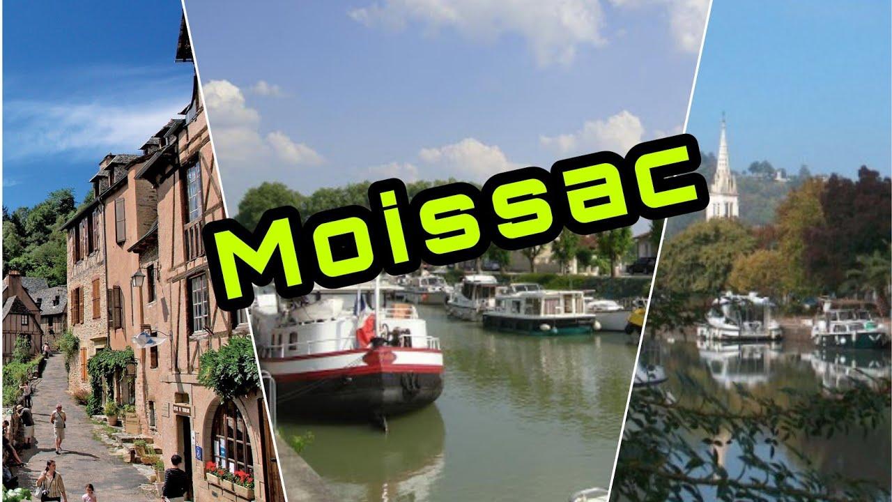 مدينة موساك Moissac جنة على الأرض ( سبحان الله ) 🔸 قناة يوميات مغتربات مع سارة و ياسمين 🔸