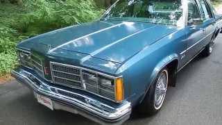 1978 Oldsmobile Delta 88 Diesel , 5.7L GM diesel