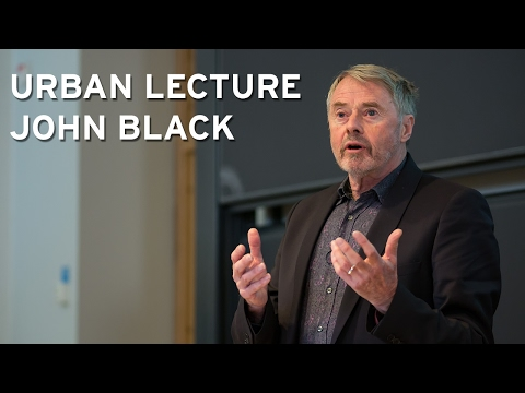 Urban Lecture on Sustainable Cities with prof. John Black