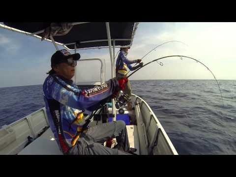 ตกปลา อันดามัน  2015