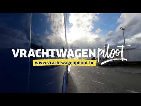 TRANSPORT & VAN.TV 37: Van Dievel zoekt vrachtwagenpiloten