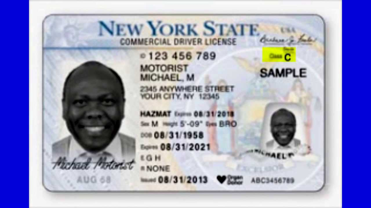 Medical Explained Cdl By Driver License Driving commercial Youtube - Ferrari Form School
