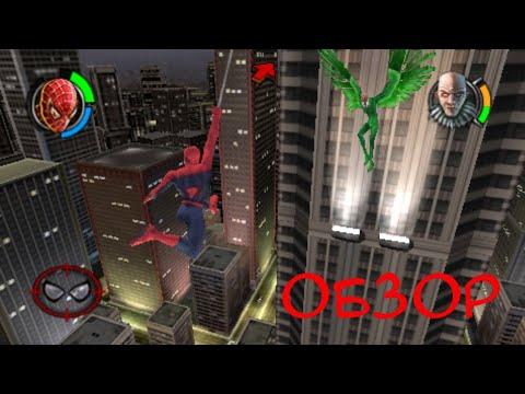 Spiderman 2 PSP Обзор