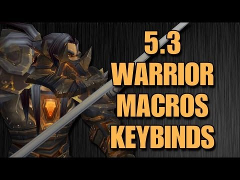 how to build macros in wow
